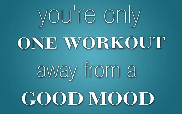 Exercise your Mood…