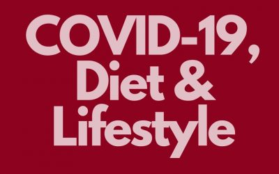 Diet, Lifestyle and the Severity of COVID-19